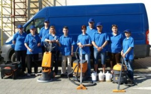 firma curatenie gs clean services