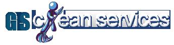 logo firma servicii de curatenie GS Univesal Clean Services
