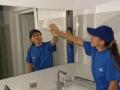 curatat oglinda